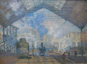 Вокзал Сен-Лазар
