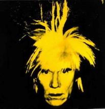 Желтый Уорхолл