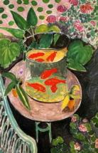 Красные рыбки