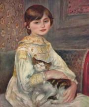 Портрет мадемуазель Жюли