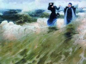 Илья РЕПИН (1844-1930). Какой простор
