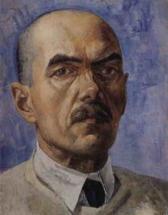 Петров-Водкин Автопортрет