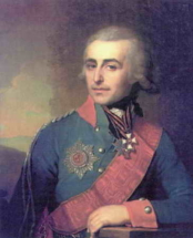 Портрет Н.А. Толстого