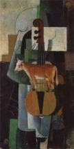 корова и скрипка