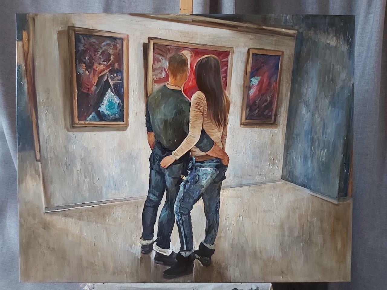 Портрет влюбленных