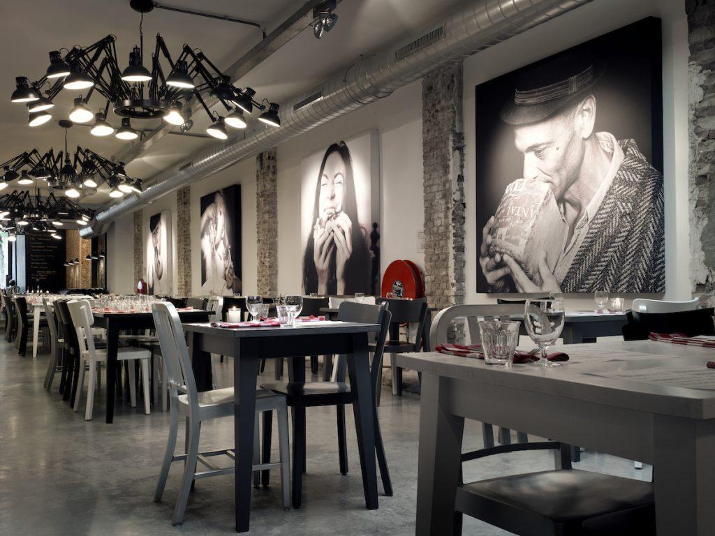 картины для ресторана