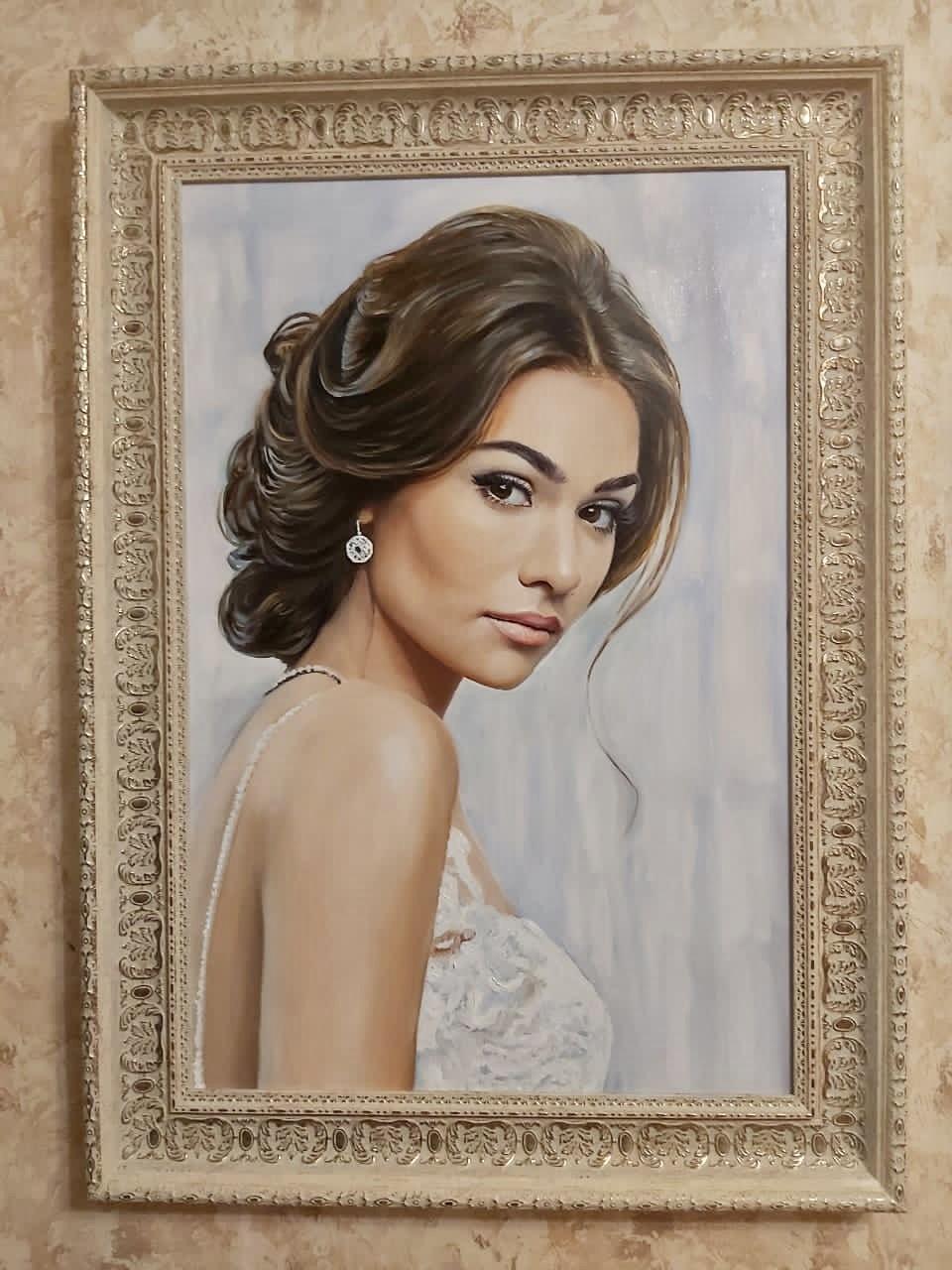 портрет Анастасии Шубской