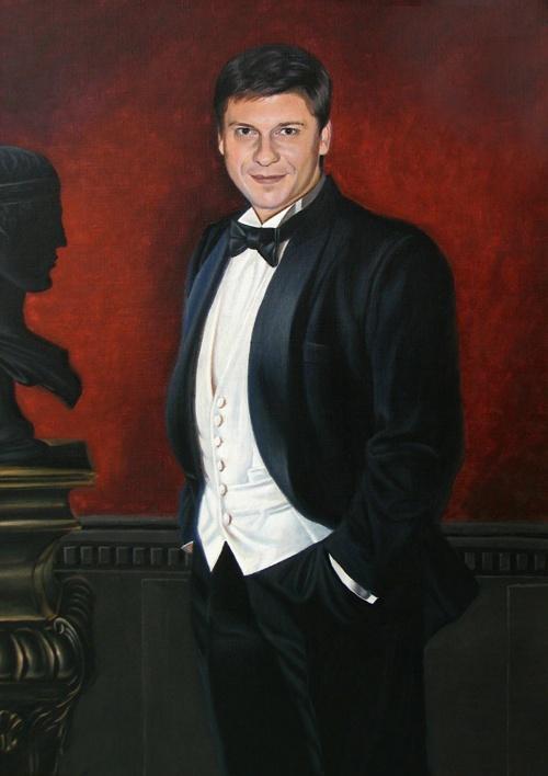 man-portret